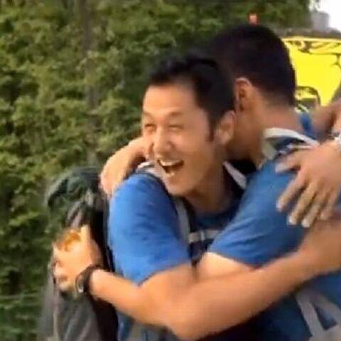 Liu Weiwei & Lei Sheng win The Amazing Race: China Rush 3.