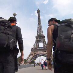 Tanner & Josh go sightseeing in Paris.