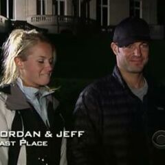 Jordan & Jeff were eliminated from the race in 7th Place.