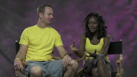 The Amazing Race 15 - Meet Ericka and Brian