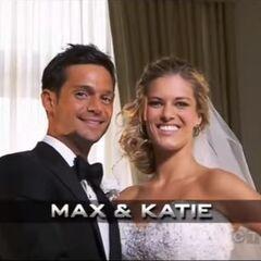 Max & Katie's opening pose
