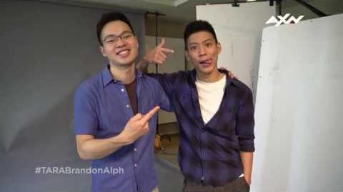 The Amazing Race Asia 5 - Brandon & Alphaeus