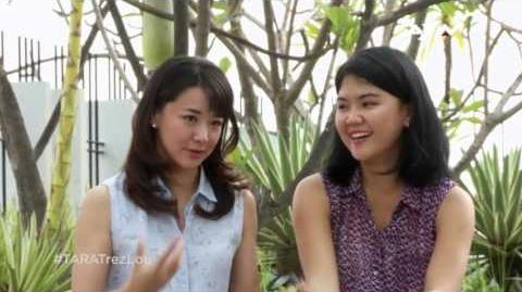 The Amazing Race Asia 5 - Louisa & Treasuri