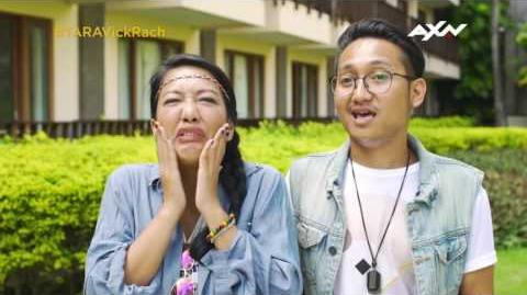 The Amazing Race Asia 5 - Racers' Reflect Part 1 Vicky & Rach Part 1