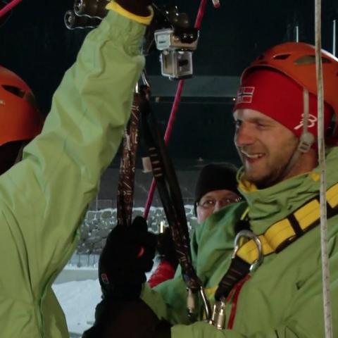 Morten &amp; Truls winning <i>The Amazing Race Norge</i>.