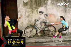 The amazing race asia 5 - episode 3 gallery - 5