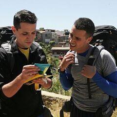 Dan &amp; Jordan reading <a href=