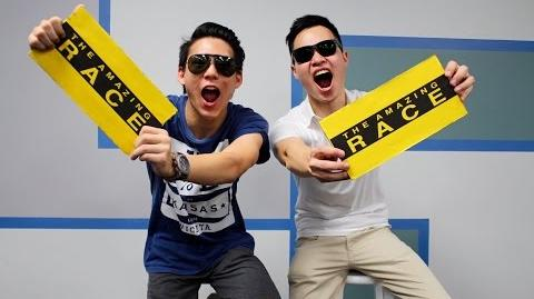 The Amazing Race Asia Season 5 Audition By Alphaeus & Brandon