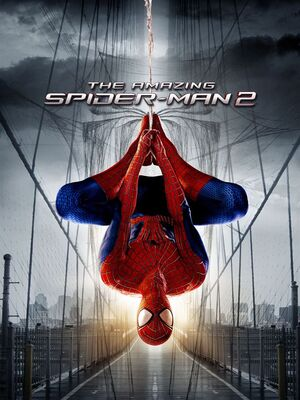 AmazingSpiderman2-Gameartcover