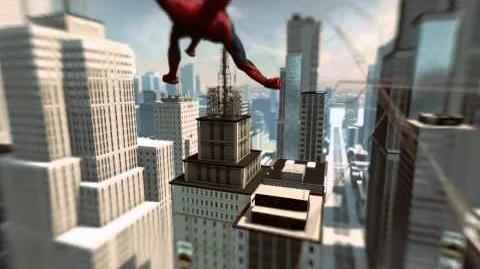 The Amazing Spider-Man Video Game E3 Trailer