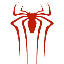 File:Logo the amazing spider man 2 official logo by lunestavideos-d6e0cgh.png