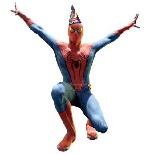 Image - Party hat suit.png | Amazing Spider-Man Wiki ... Andrew Garfield Wiki