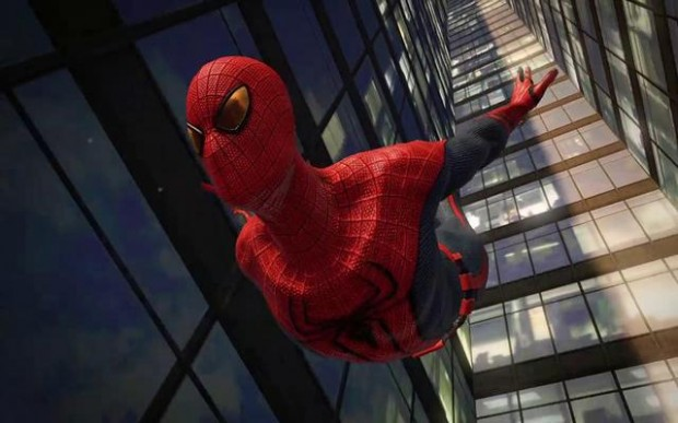 File:The-Amazing-Spider-Man-Diving.jpg