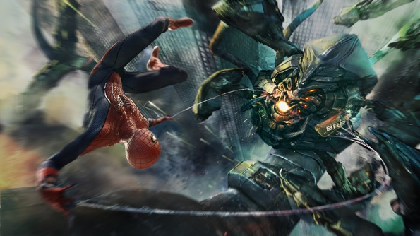 File:The-Amazing-Spider-Man-Announcement-Art.PNG