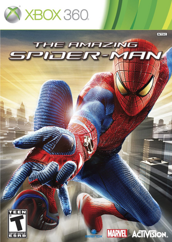 File:The Amazing Spider-Man - Xbox 360 game 1.png