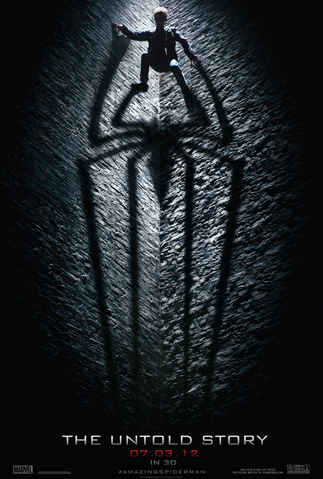 File:The Amazing Spider-Man first poster.png