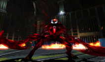 Carnage in the Amazing Spider-Man 2 video game