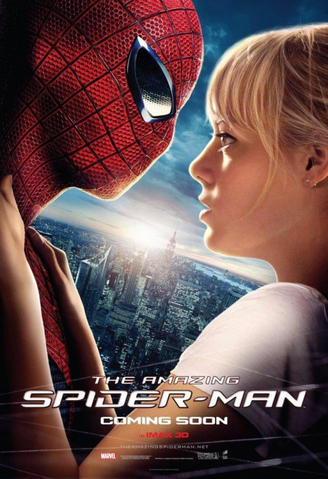 File:The Amazing Spider-Man seventh poster.png