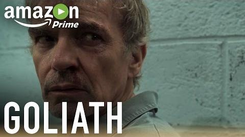 Goliath - Official Trailer Streaming Now with Prime Amazon Video