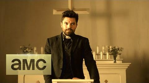 World Premiere Trailer Tease Preacher