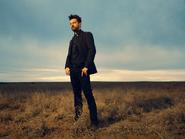 Preacher season 1 - Jesse walking
