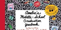 Amelia's Middle School Graduation Yearbook