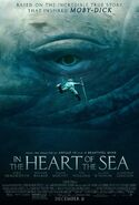 In the Heart of the Sea (Ron Howard – 2015) poster 4