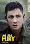 Fury (David Ayer – 2014) poster 9