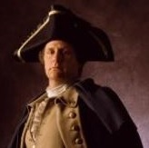 George Washington played by Jeff Daniels