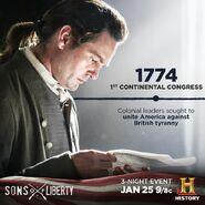 Countdown to Sons of Liberty (Kari Skogland – 2015) 5
