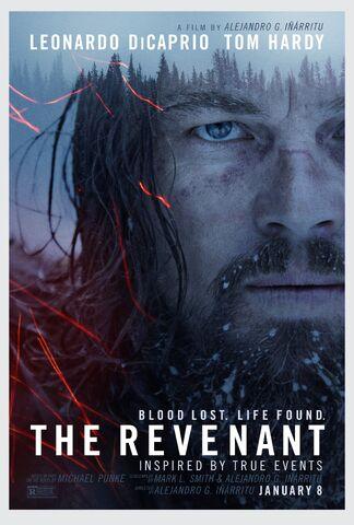 File:The Revenant (Alejandro G. Iñárritu – 2015) poster 2.jpg
