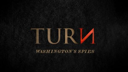 Turn - Washington's Spies intertitle