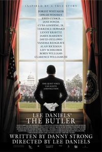 The Butler (Lee Daniels – 2013) poster 4