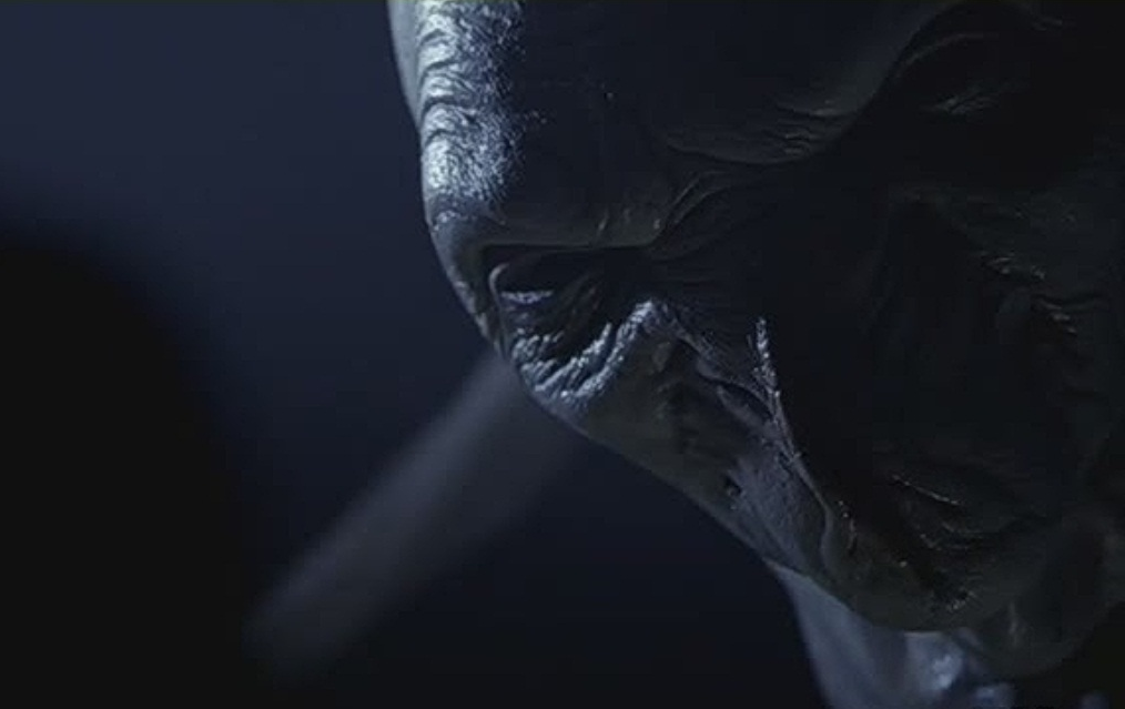 the idea of extraterrestrial beings in american horror story assylum ahs