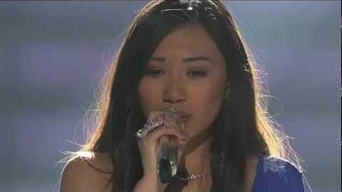 Jessica Sanchez I Will Always Love You - Top 13 - AMERICAN IDOL SEASON 11