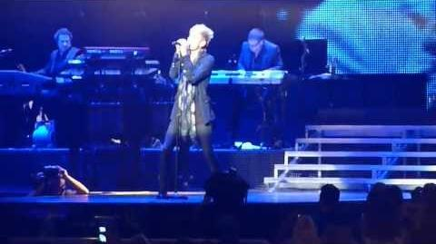 Never Gone - Colton Dixon Detroit 7 7