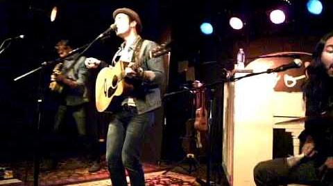 Kris Allen - Alright With Me (Toronto, April 23, 2013 - The Rivoli)