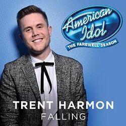 Trent Harmon Falling