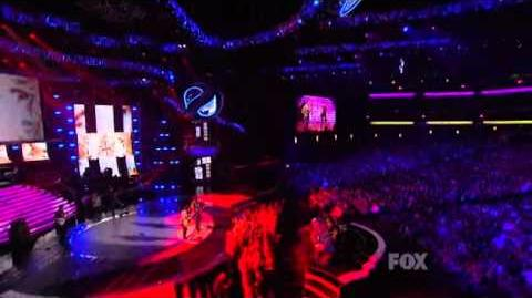 Kris Allen & Keith Urban- Kiss A Girl (Idol Finale)