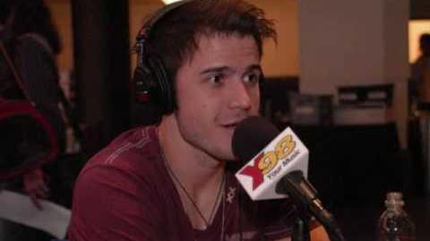 Kris Allen Interview with Y98