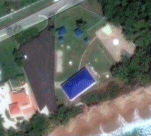 Petanca El Cocal vista aerea