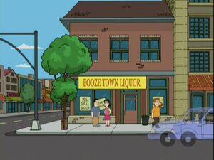 Booze Town Liquor