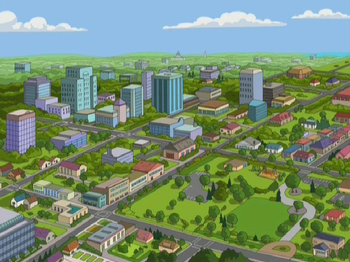 City Of Richmond Va >> Langley Falls | American Dad Wikia | FANDOM powered by Wikia
