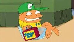 Family Guy klaus