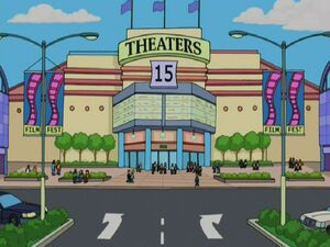 Theaters 15