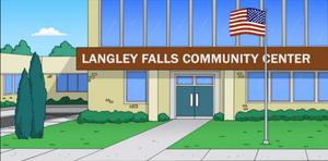 Langleycommunitycenter