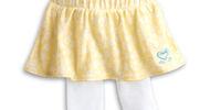 Basics Skirt and Tights