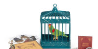 Cécile's Parrot and Games