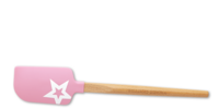 Pink Star Spatula (Williams-Sonoma)