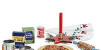 Kit's Holiday Baking Set